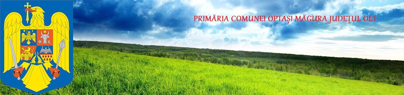 Primăria comunei Optași Măgura județul Olt